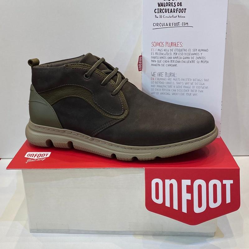 Botí d'home de la marca On Foot: Catálogo de Calçats Llinàs