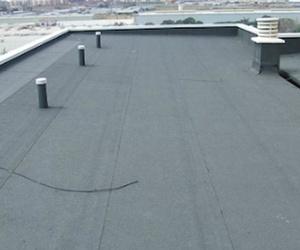 Impermeabilización de cubiertas planas.
