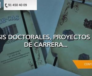 Encuadernación en Madrid | Mor-Cas