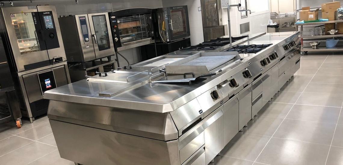 Reparación de hornos industriales en Valencia con planchas y otros componentes