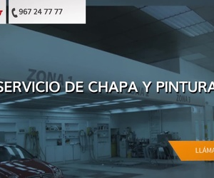 Grúas para vehículos en Albacete | Talleres Repaut, S.L.