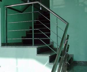 Barandillas para escaleras en acero inoxidable
