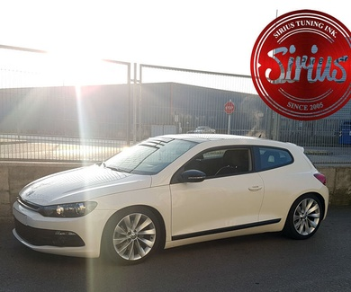 VW Scirocco - D2Racing