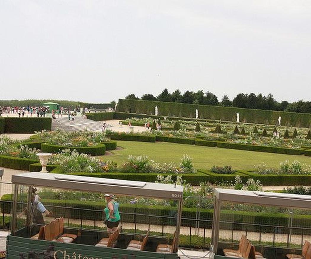 Versalles, el gran jardín