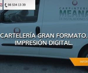 Impresión digital en Asturias | Puntocero Digital