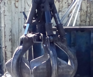 Centro gestor de residuos férricos