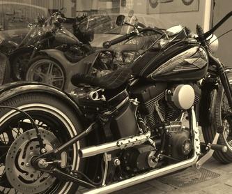 Yamaha Break Skull Choppers: Nuestros Trabajos de Break Skull Choppers
