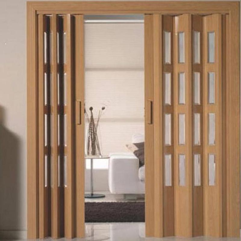 Puertas PVC: Catálogo de Carpintería de Aluminio Hermanos Almansa, S.L.