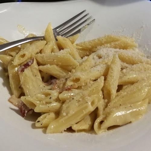Exquisita pasta en Lloret de Mar