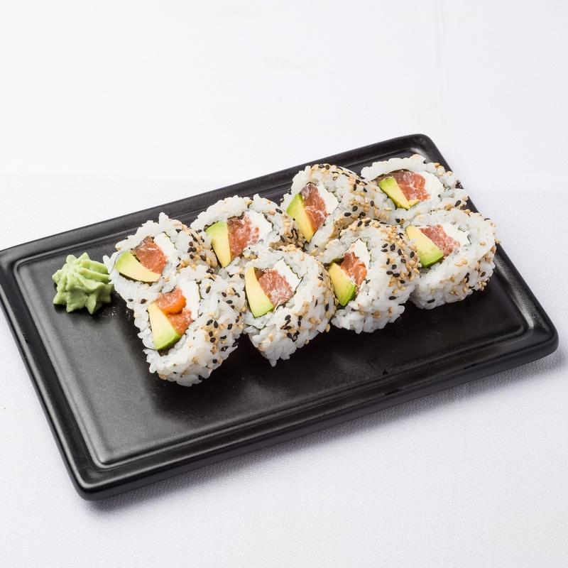 California salmón: Carta de Restaurante Sowu