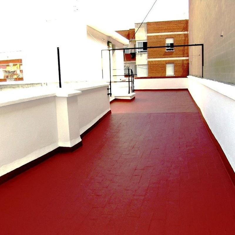 Impermeabilización de cubiertas: Servicios de Fachadas Vallés