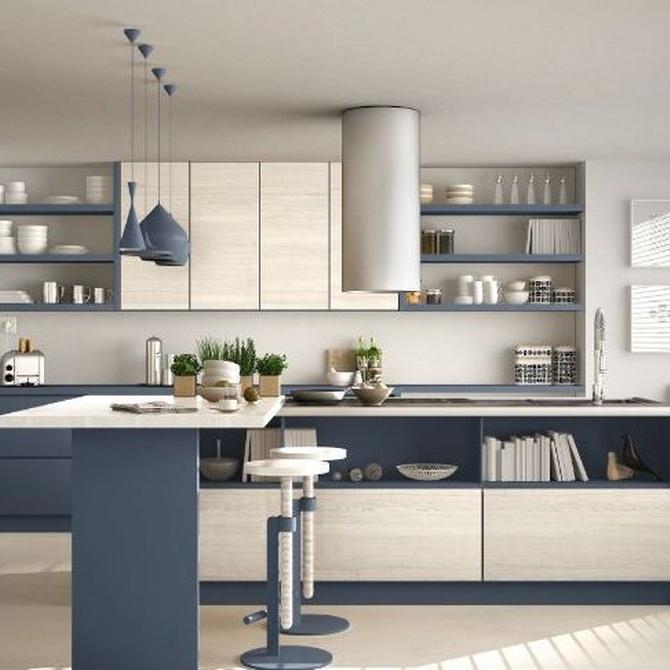 Transforma tu baño y tu cocina