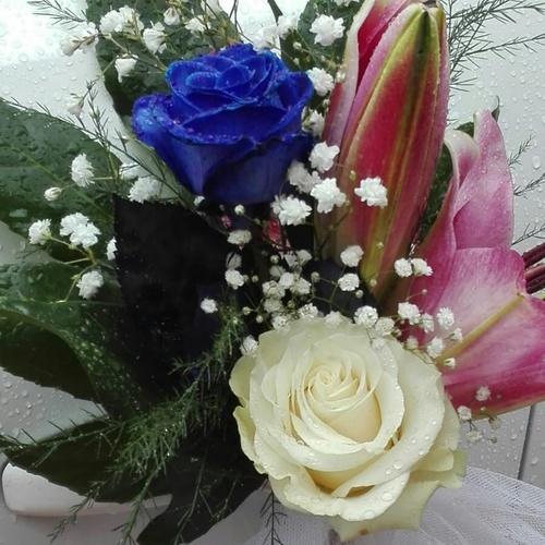 Ramos de flores Barro