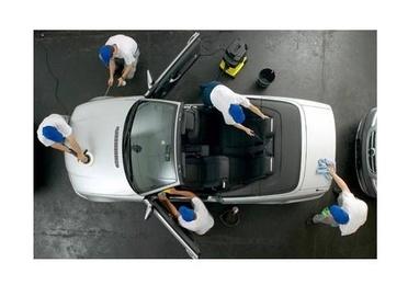 Limpieza integral del vehículo