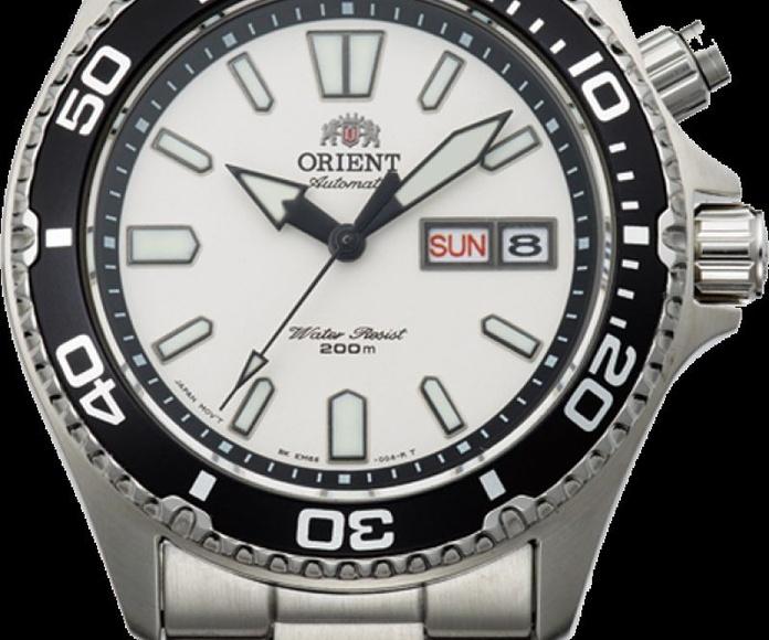 Relojes Orient: Productos y servicios de Relojería Torner