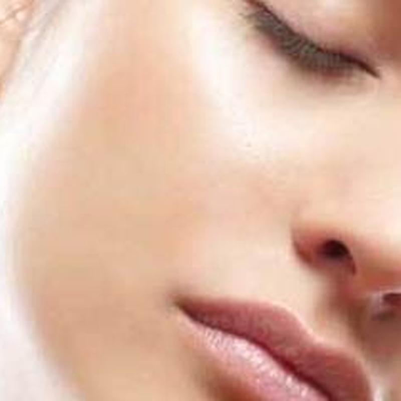 Maquillaje de aerógrafo: Servicios de Esther Ruiz Peluquería y Estética