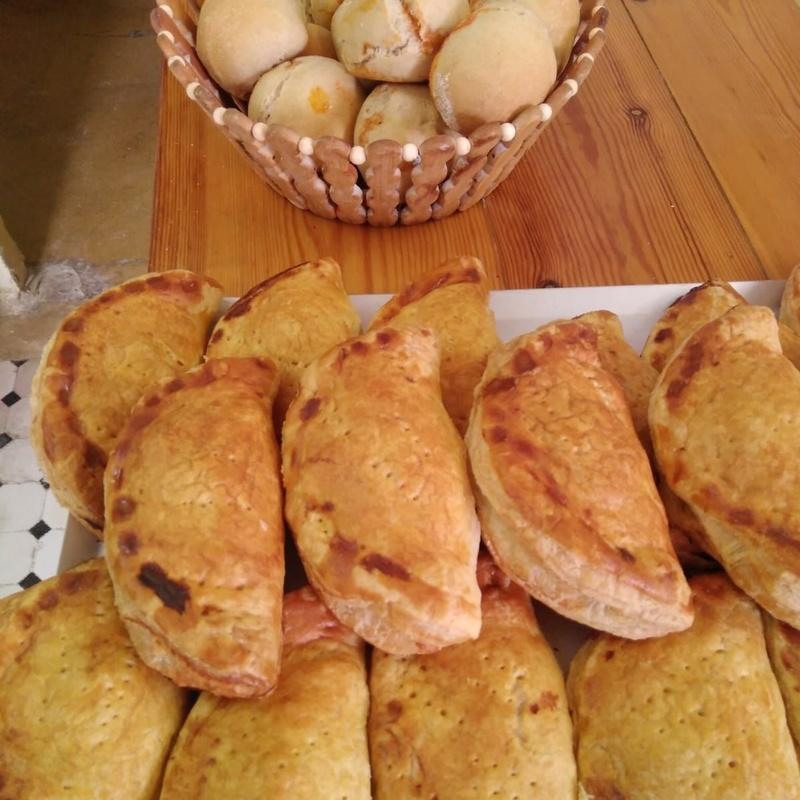 Empanadas: Productos de Panadería Abad Burela