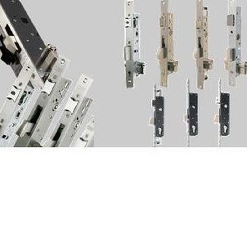 Cerraduras MCM puertas metálicas: Productos de Ferretería Baudilio