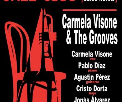 ¡ Carmela Visone & The Grooves !