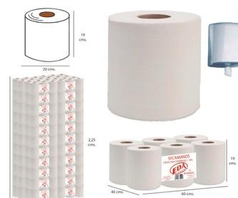 Mopas y recambios: Productos de Elegi y Bissú