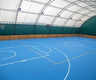 Ventajas del pavimento de resina para pistas deportivas