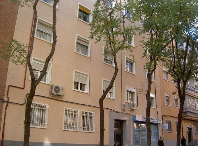Rehabilitación de fachadas en Madrid