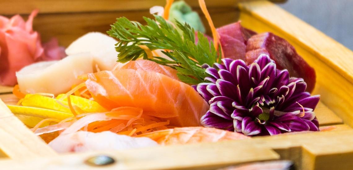 Restaurante japonés con menú diario en Málaga