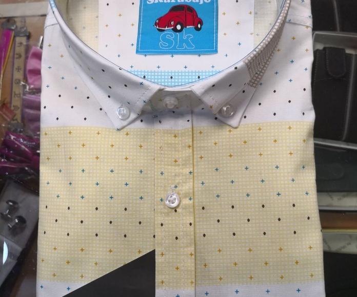 CLOTHES MAN ROPA DE CABALLERO