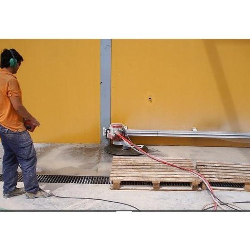 Estudios proyectos: Servicios de Cortes & Perforaciones RG