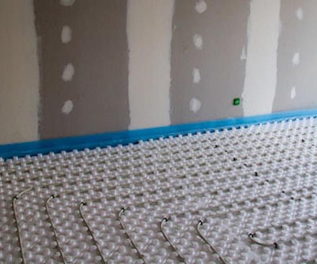 Ventajas de la calefacción por suelo radiante