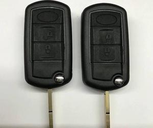 Duplicado mando Land Rover