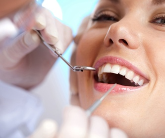 Periodoncia: Centro Dental de Centro Dental Alemán