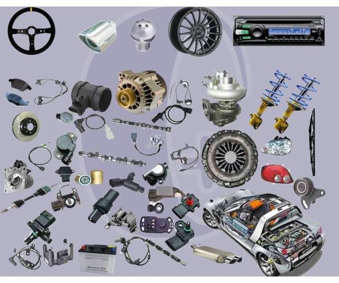 Venta de recambios y accesorios : Servicios  de Talleres y Neumáticos + Gas Sport