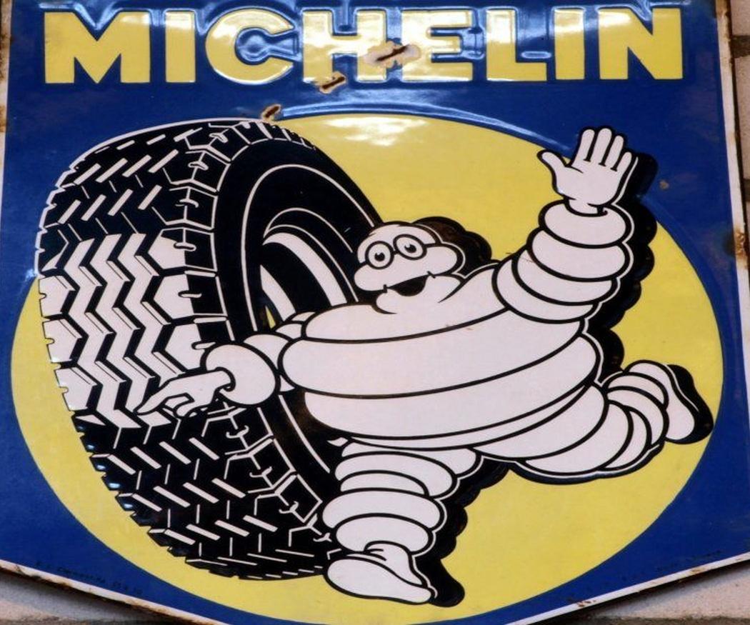 Así es  la historia de Michelin en España