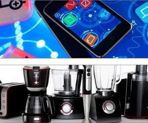 Electrodomésticos y tecnología