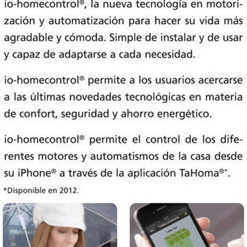 Tecnolología IO