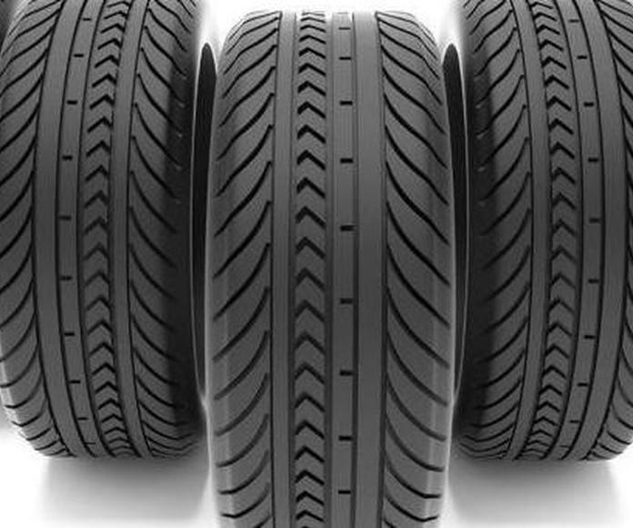 Ofertas en neumáticos nuevos