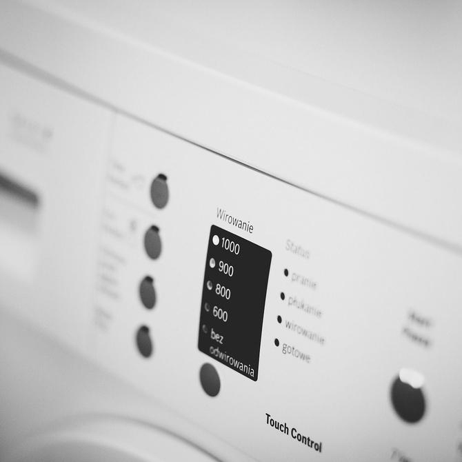 Las averías más comunes en una lavadora