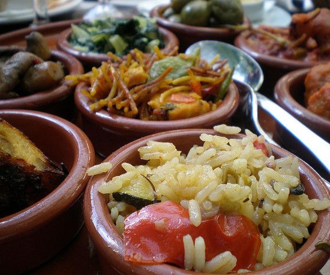 Bar y restaurante en el barrio de Triana (Sevilla)