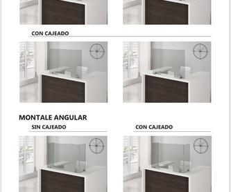 VENTANAS BUHARDILLA: Catálogo de Beda Aluminios, S.L.