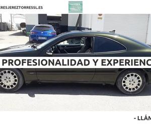 Taller de chapa y pintura en Vera | Talleres Jerez Torres S.L.
