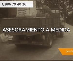Áridos en Lalín | Comercial Amador