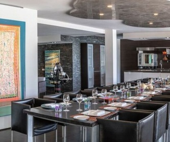 Baiben Cocktail Bar: Menú de Baiben Restaurant