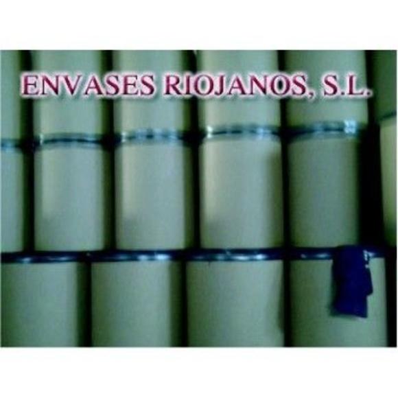 Variedad de envases: CATÁLOGO de Envases Riojanos