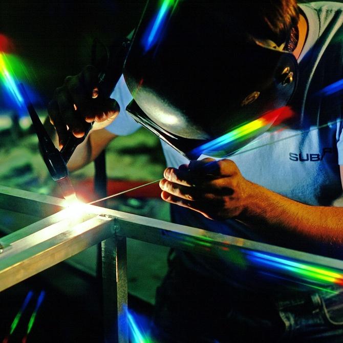 El uso del láser en la industria automovilística
