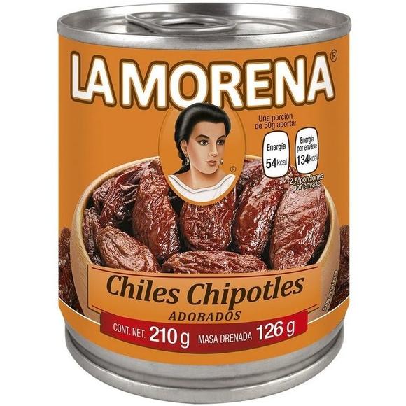 Chicles chipotles adobadas La Morena : PRODUCTOS de La Cabaña 5 continentes