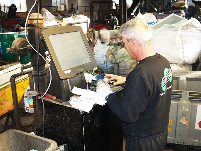 Hierro: Productos y servicios de Metales Pérez