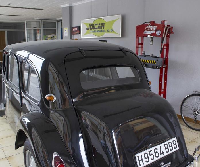 Mantenimiento del automóvil : Servicios de Talleres Joicar Multiauto