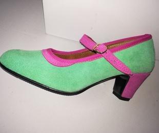 Zapato color a elegir Modelo 75
