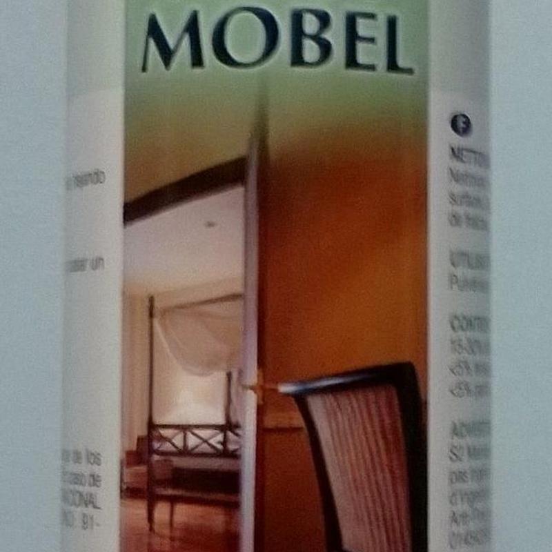 FLYST MOBEL 750ML,: SERVICIOS  Y PRODUCTOS de Neteges Louzado, S.L.
